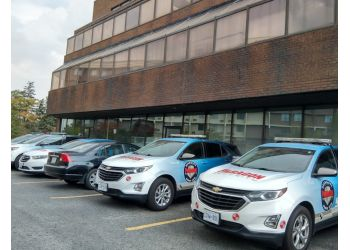 Mississauga security guard company Paragon Security