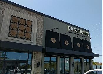 Burlington mediterranean restaurant Paramount