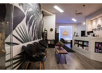 Saskatoon spa Paramount DaySpa Salon Boutique.