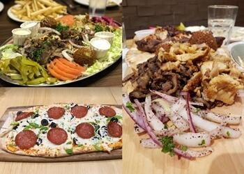 Toronto mediterranean restaurant Paramount Fine Foods
