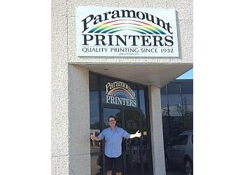Brantford printer Paramount Printers