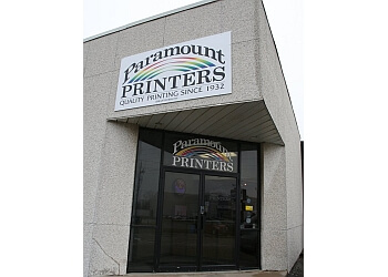 Brantford printer Paramount Printers Inc.