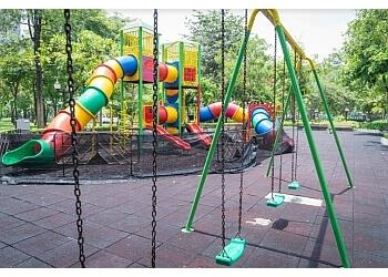 Sherbrooke public park Parc Atto-Beaver