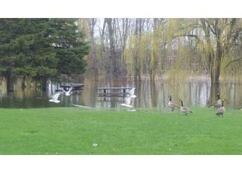 Laval public park Parc Berthiaume-du-Tremblay