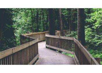 Trois Rivieres hiking trail Parc De L'Ile Saint-Quentin