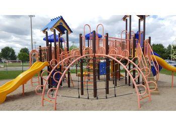 Laval public park Parc Isabelle
