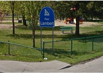 Trois Rivieres public park Parc Lambert