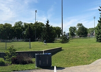 Trois Rivieres public park Parc Laviolette