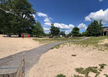 Gatineau public park Parc Moussette