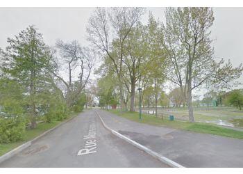 Trois Rivieres public park Parc Pie-XII