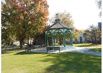 Longueuil public park Parc St. Mark