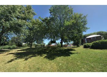 Quebec public park Parc Victoria