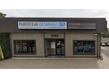 Laval accounting firm Parenteau Desmarais CPA Inc.