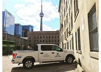 Toronto window cleaner Parker's Window Cleaning