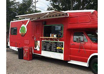 Saint John food truck Parking Lot Pizza