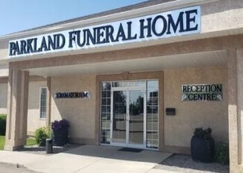 Red Deer funeral home Parkland Funeral Home