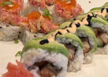 Fredericton sushi Park's Noodle & Sushi