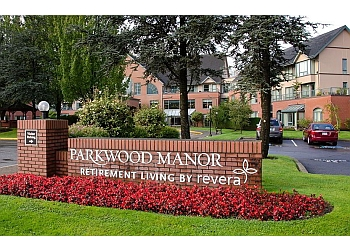 Coquitlam retirement home Parkwood Manor Retirement Residence