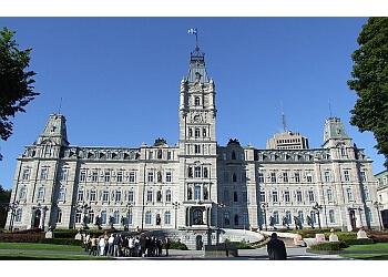 Quebec landmark Hôtel du Parlement