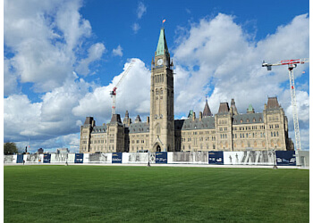 Ottawa landmark Parliament Hill