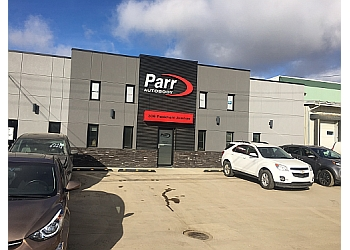 Saskatoon auto body shop Parr Auto Body