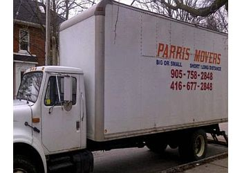 Aurora moving company Parris Movers