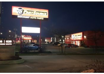 London auto parts store PartSource