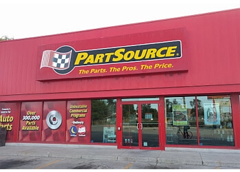 Oakville auto parts store PartSource