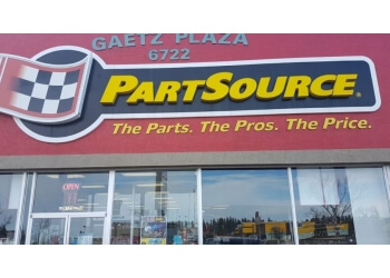 Red Deer auto parts store PartSource