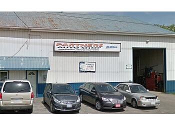 Kingston car repair shop Partners Auto Shop