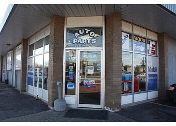 Oshawa auto parts store The Partsman Inc.