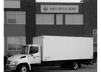 Calgary event rental company Party Rental Depot