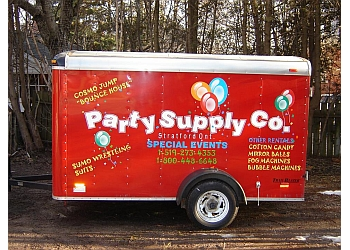 Stratford wedding planner Party Supply Co.