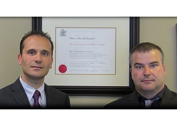 Sault Ste Marie business lawyer Pascuzzi & Berlingieri Law Firm