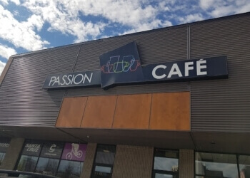 Saguenay cafe Passion Café