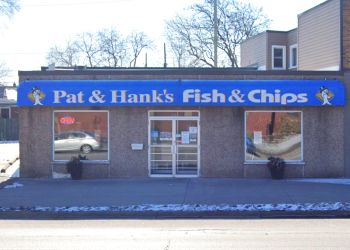 Windsor fish and chip Pat & Hank's Fish & Chips