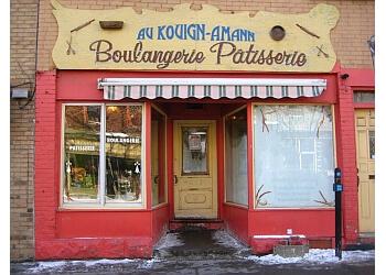Montreal bakery Au Kouign Amann boulangerie Pâtisserie