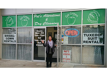 Surrey dry cleaner PAT'S ALTERATIONS & DRY CLEANING