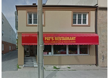 Kingston thai restaurant Pat's Restaurant