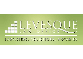 Fredericton employment lawyer Levesque Law Office