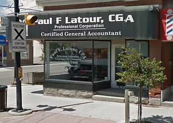 Halton Hills accounting firm Paul F. Latour, CPA