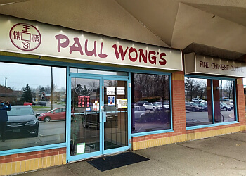 Pickering chinese restaurant Paul Wong's