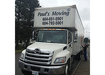 Paul's Moving