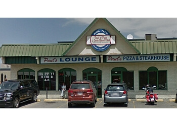 Airdrie pizza place Pauls Pizza Steakhouse & Lounge