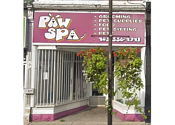 Whitby pet grooming Paw Spa