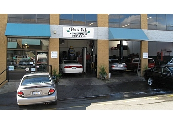 Vancouver car repair shop Pawlik Automotive