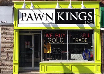Brampton pawn shop Pawn Kings Inc.