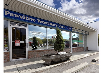 Kelowna veterinary clinic Pawsitive Veterinary Care