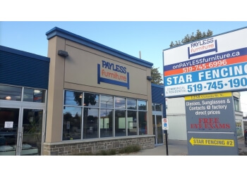 Kitchener furniture store Payless Furniture