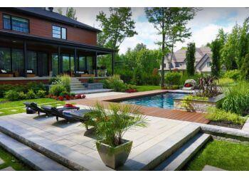 Terrebonne landscaping company Paysagiste Andryves